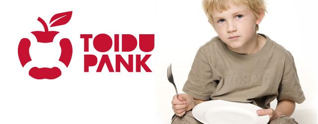 """Eestis on ligi 100 000 inimest, nende seas 20 000 last, kes vajavad oma igapäevase toidulaua katmisel abi. <a href=""""http://www.help.ee/toidupank/"""">Continue reading <span class=""""meta-nav"""">→</span></a>"""