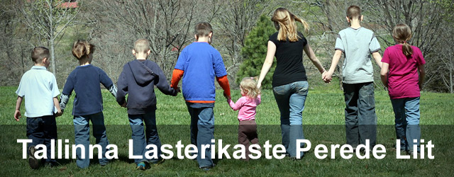 """Tallinna Lasterikaste Perede Liidu liikmed on need tublid inimesed, kelle peres kasvab kolm või enam last. <a href=""""http://www.help.ee/tallinna-lasterikaste-perede-liit/"""">Continue reading <span class=""""meta-nav"""">→</span></a>"""