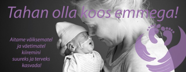 """Projekti taust ja eesmärgid Tavaliselt kestab rasedus 38-40 nädalat. Enneaegseks lapseks nimetatakse last, kes on sündinud pärast 22., aga enne … <a href=""""http://www.help.ee/toetame-imetamise-abivahendite-ja-palati-sirmidevaheseinte-soetamist-eesti-haiglate-vastsundinute-osakondadele/"""">Continue reading <span class=""""meta-nav"""">→</span></a>"""